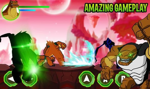 Ben Alien Humungousaur: Adventures screenshot 3