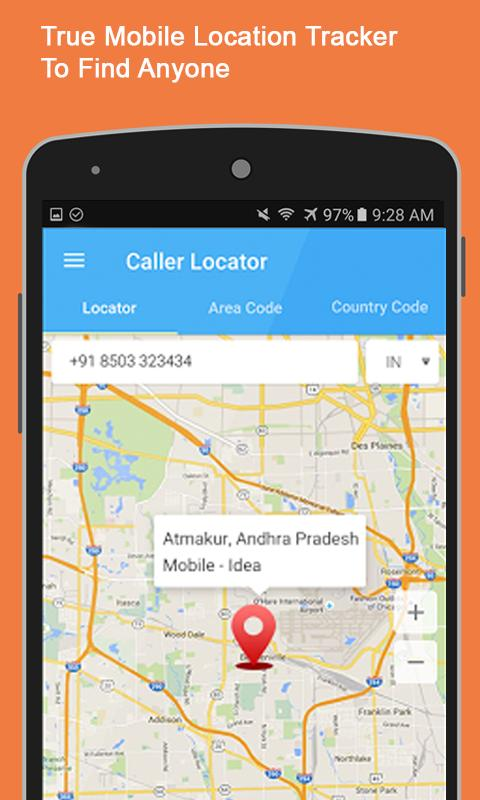 Phone Number Locator >> True Mobile Number Location Tracker For Android Apk Download
