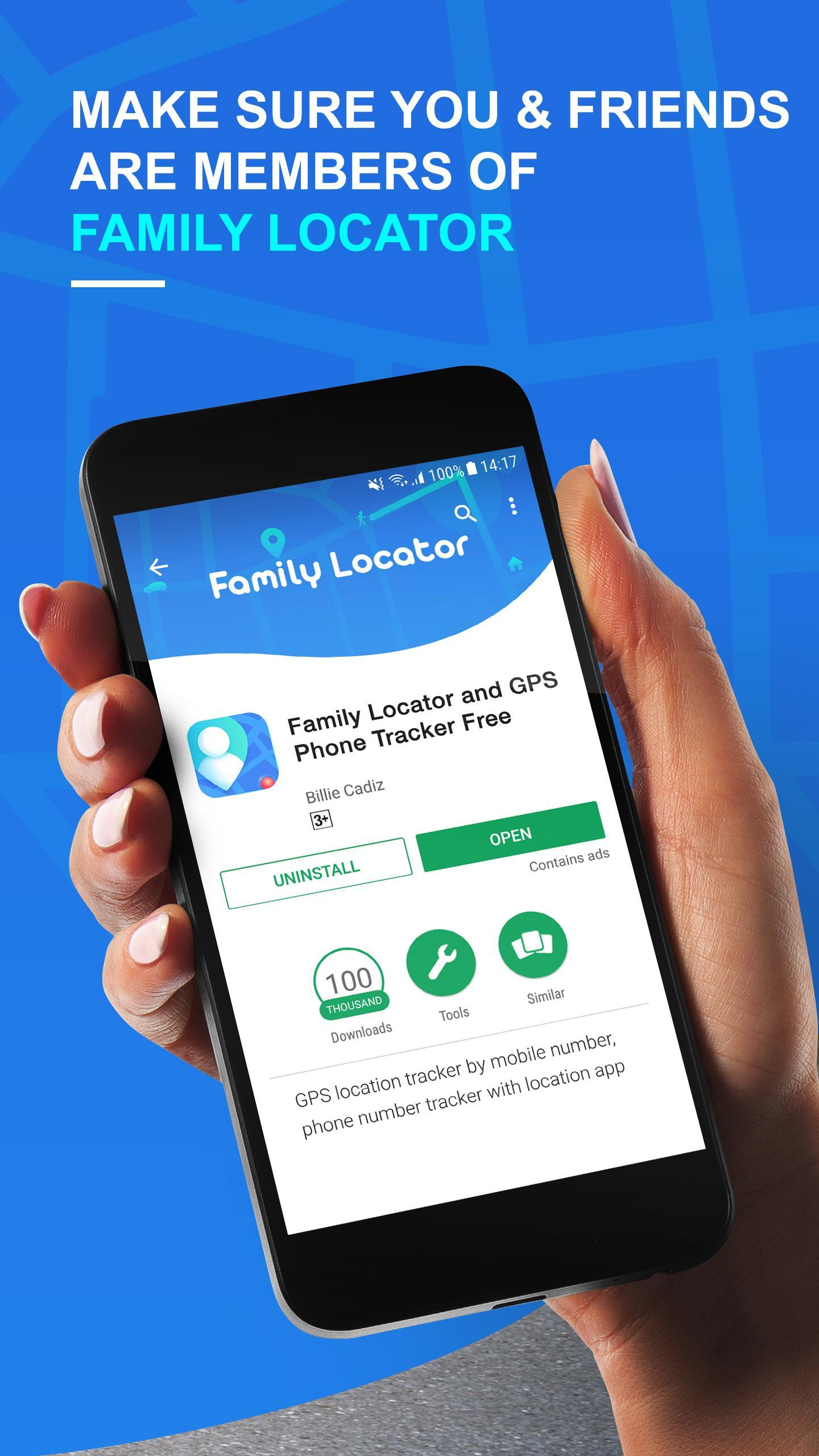 Family Locator for Android - APK Download