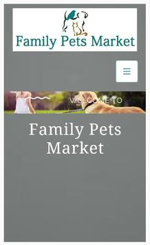 Family Pets Market poster