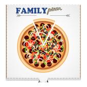 Family Pizza Runcorn icon