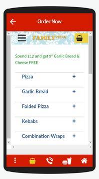 Family Pizza Runcorn screenshot 1