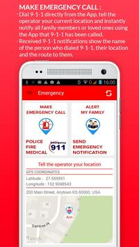 Family TRAK 911: GPS Locator poster