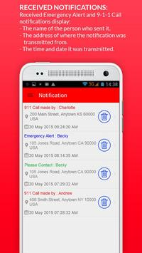 Family TRAK 911: GPS Locator apk screenshot