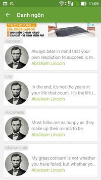 Danh ngôn cuộc sống screenshot 5