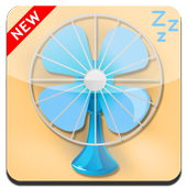 White Noise Sleep Fan Sounds icon