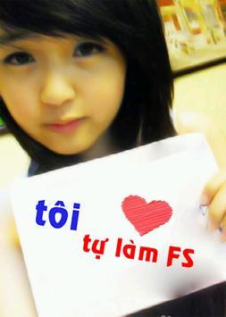 Make  FS - Fan Sign - Cute apk screenshot