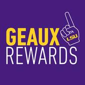 Geaux Rewards icon