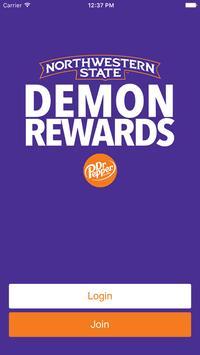 Demon Rewards poster