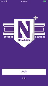Northwestern Rewards poster