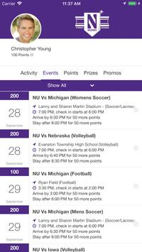 Northwestern Rewards screenshot 1