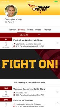 USC Trojan Fever Rewards apk screenshot