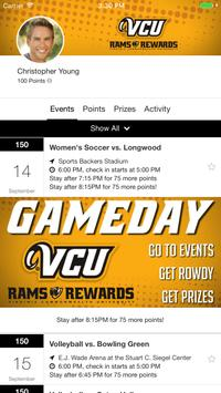 VCU Rams Rewards apk screenshot