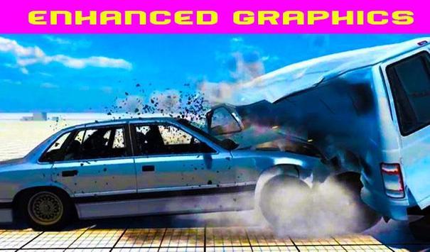 New BeamNG Drive Crash Pro Tips poster