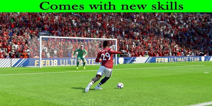 New FIFA18 Soccer Pro Tips screenshot 1