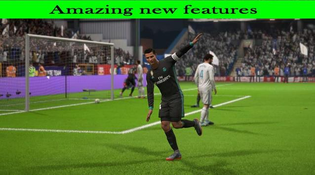 New FIFA18 Soccer Pro Tips screenshot 8