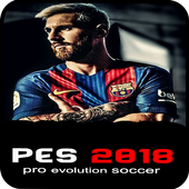 New PES 2018 : Pro Guide Soccer icon