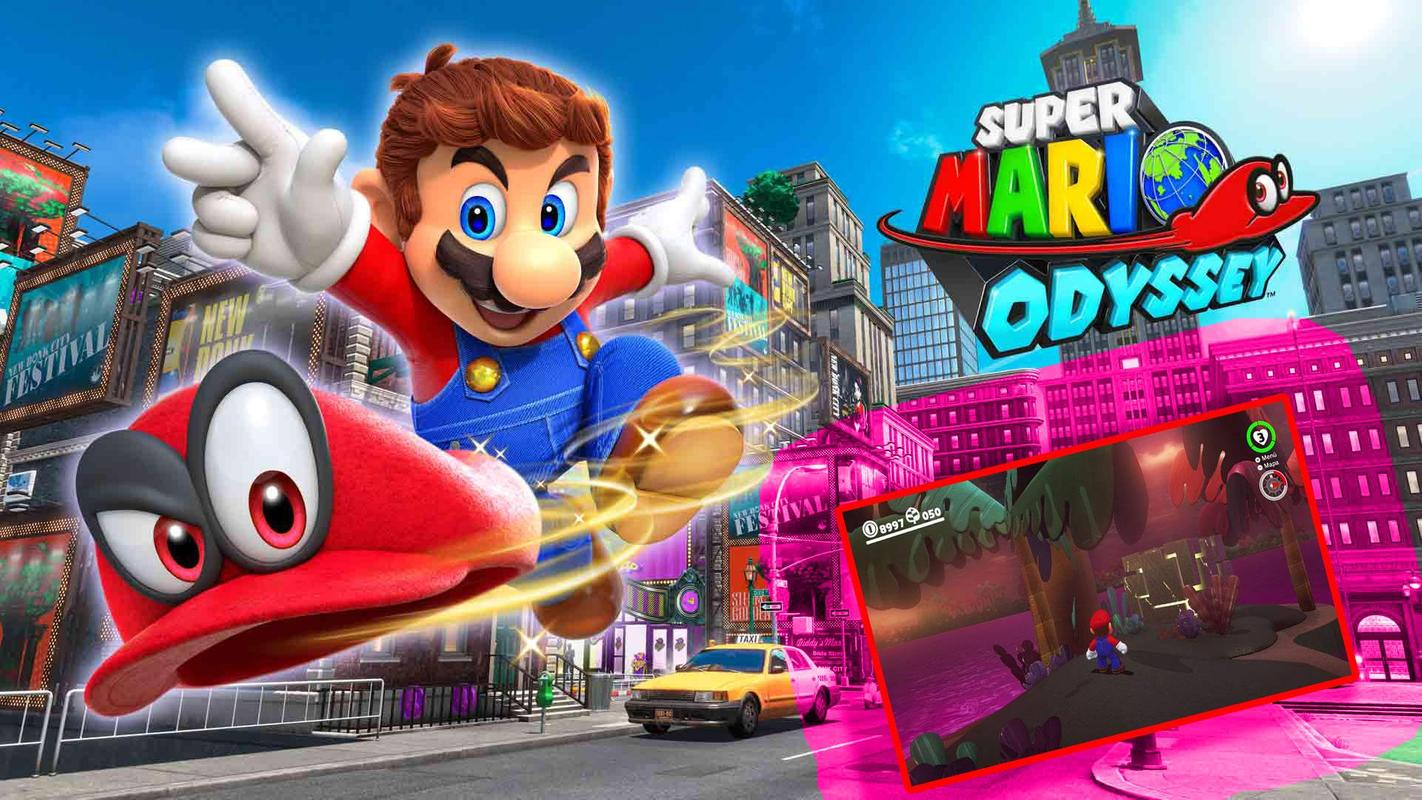 download super mario odyssey for android apk