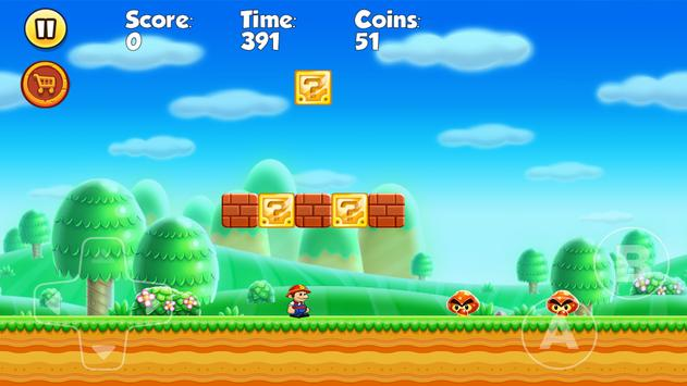 Castle World for Mario apk screenshot