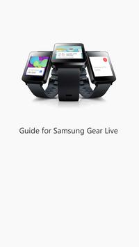 Guide for Samsung Gear Live poster
