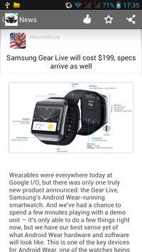 Guide for Samsung Gear Live apk screenshot