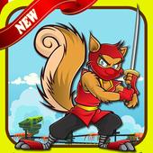 Crazy Squirrel Adventures icon