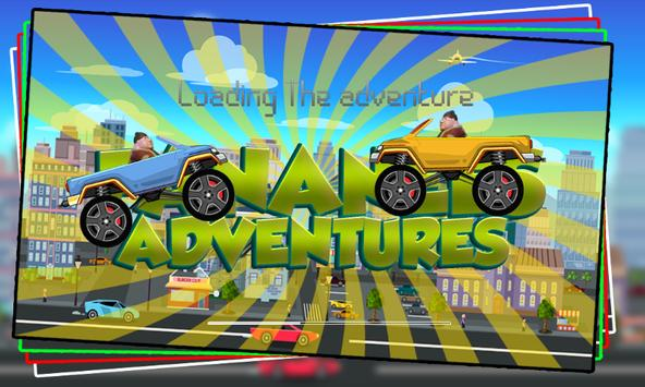 Fananess Supercars Adventures poster