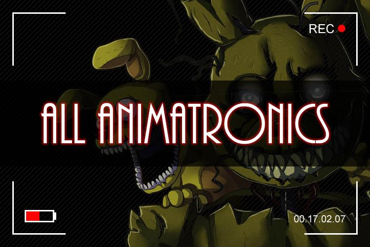 Animatronics from FNAF for Android - APK Download