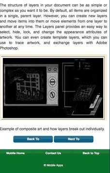 Learn Illustrator CS6 Layer screenshot 3