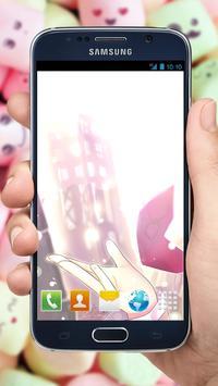 Fan Live Wallpaper of Mash Kyrielight (マシュ・キリエライト) apk screenshot
