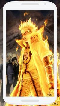 Fanart Naruto Wallpaper screenshot 1