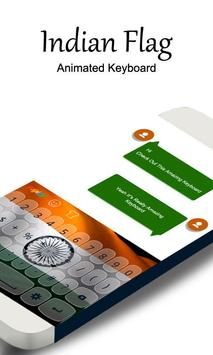 Republic Indian Flag Keyboard apk screenshot