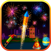 Fireworks and Firecrackers Sound icon