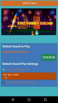 Fireworks and Firecrackers Sound screenshot 4