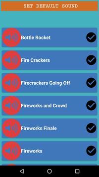 Fireworks and Firecrackers Sound screenshot 8