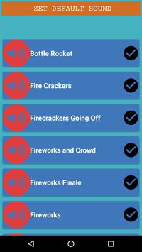 Fireworks and Firecrackers Sound screenshot 2