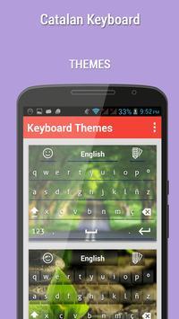Catalan Keyboard screenshot 2