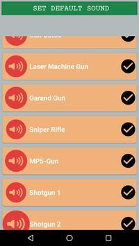 Gunshot Sounds screenshot 7