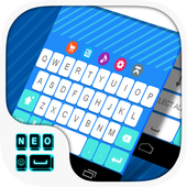 Azure Keyboard Theme icon