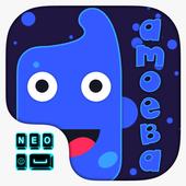 Amoeba Keyboard Theme icon