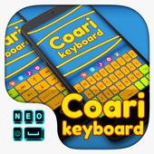 Coari Fancy Keyboard Theme icon