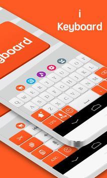 iKeyboard Theme apk screenshot