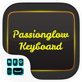 Passion Glow Keyboard Theme icon