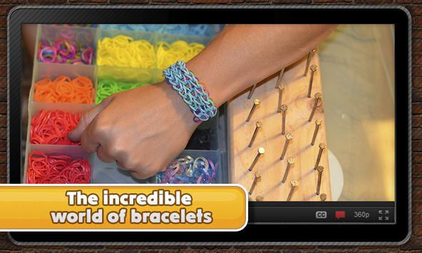 Fantastic rubber bracelets screenshot 4