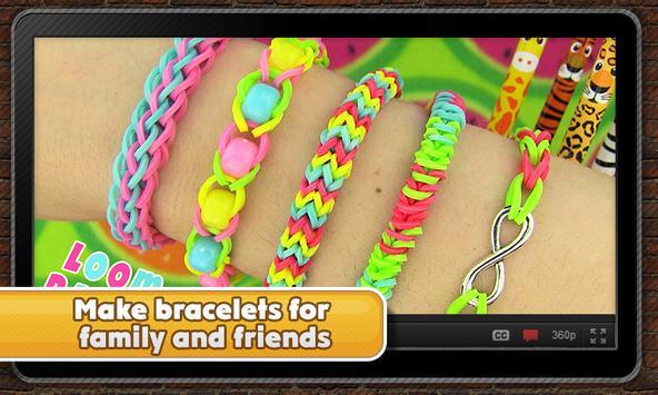 Fantastic rubber bracelets screenshot 5