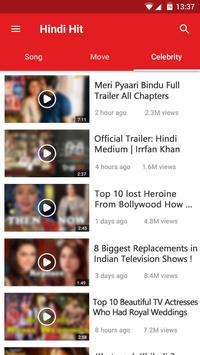 Hindi HD Video Songs - Free Bollywood Music&Movie apk screenshot