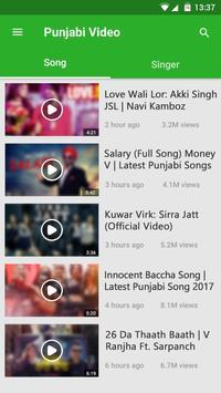 Punjabi Video Song - 2017 New Punjabi Hot Music apk screenshot