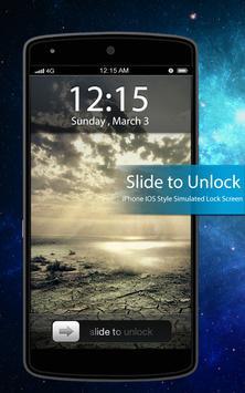The Badlands Screenlock apk screenshot