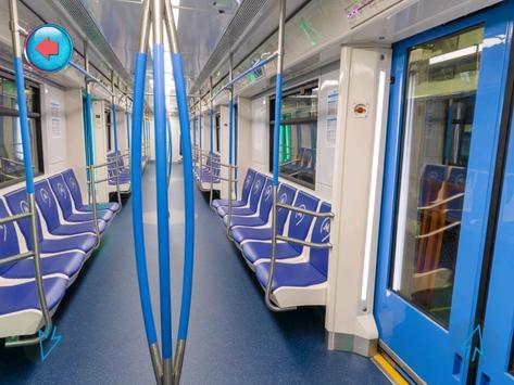 Поезд Москва apk screenshot
