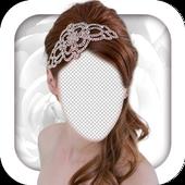 Bridal Hair Headband Montage icon
